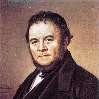 Picture of Stendhal