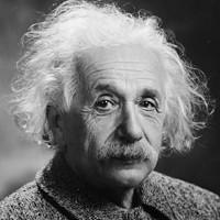 Photo de Albert Einstein