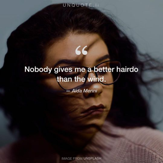 Image from Unsplash remixed with quote from Alda Merini.